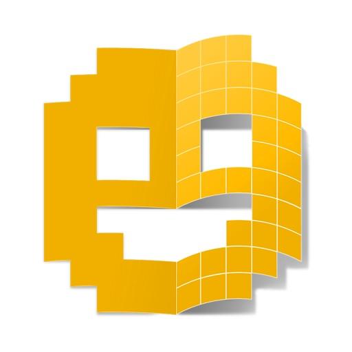 Pixel Match 3D-SocialPeta