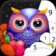 Paint Color by Number - Pixel art  Coloring book-SocialPeta