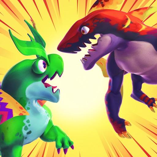 Monster Clash - Battle Lands-SocialPeta