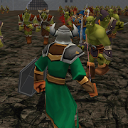 Middle Earth Battle For Rohan: RPG Melee Combat-SocialPeta
