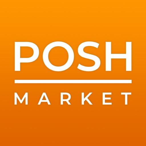 POSH MARKET: Продажа вещей-SocialPeta