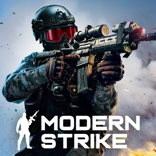 Modern Strike Online: FPS-SocialPeta