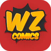 WZ Comic -  ကာတြန္းစာအုပ္မ်ား-SocialPeta