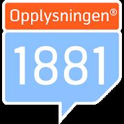 1881 Mobilsøk - Se hvem som ringer-SocialPeta