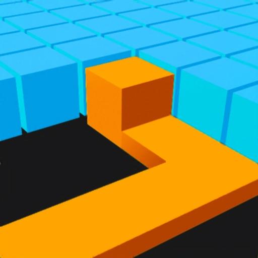 Color Fill 3D-SocialPeta