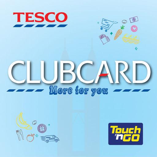 Tesco Clubcard Malaysia-SocialPeta