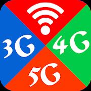 Wifi, 5G, 4G, 3G Auto Swift - Speed check-SocialPeta