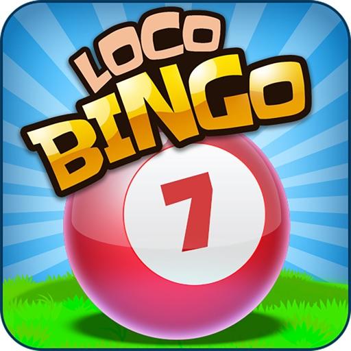 Loco BINGO. Jugar Online-SocialPeta