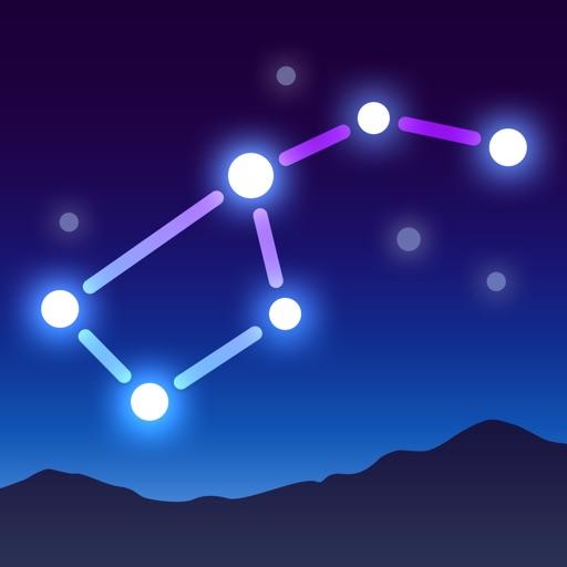 Star Walk 2 - Starry Night Sky-SocialPeta