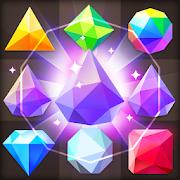 Jewels Star Story : Crystal Rain Jewels Game-SocialPeta