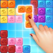 Block Puzzle: Blossom Garden-SocialPeta
