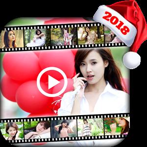 Photo Video Maker with Music-SocialPeta