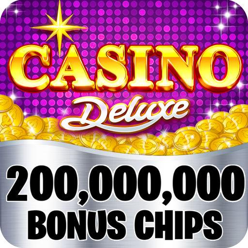 Casino Deluxe - Vegas Slots-SocialPeta